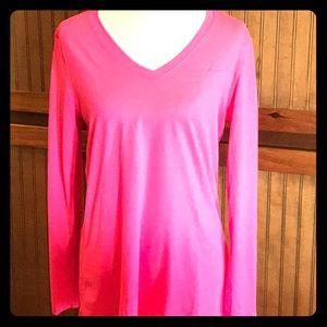 Nike Women's Size L Long Sleeve T-shirt